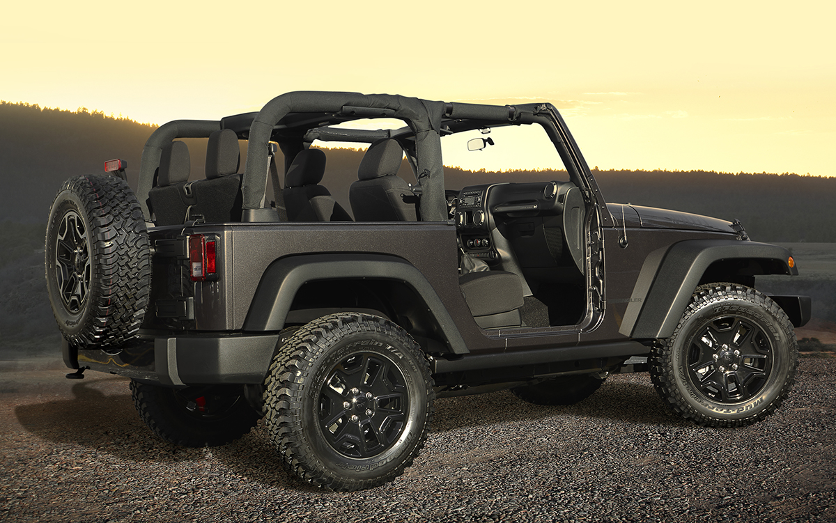 the willys wheeler shows its jeep wrangler wheels can. Black Bedroom Furniture Sets. Home Design Ideas