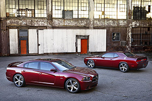 Charger and Challenger 100th Anniversary Editions