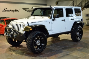 Jeep Wrangler Rims And Tire Packages >> Off Road Wheels: Meet the Jeep Wrangler Rubicon with XD Wheels