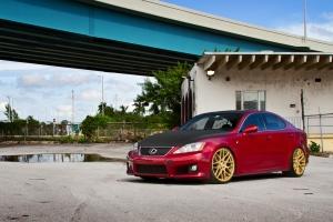 360 Alloy Lexus IS-F
