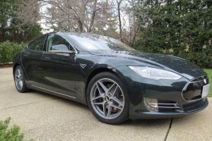 Tesla Model S BBS Wheels