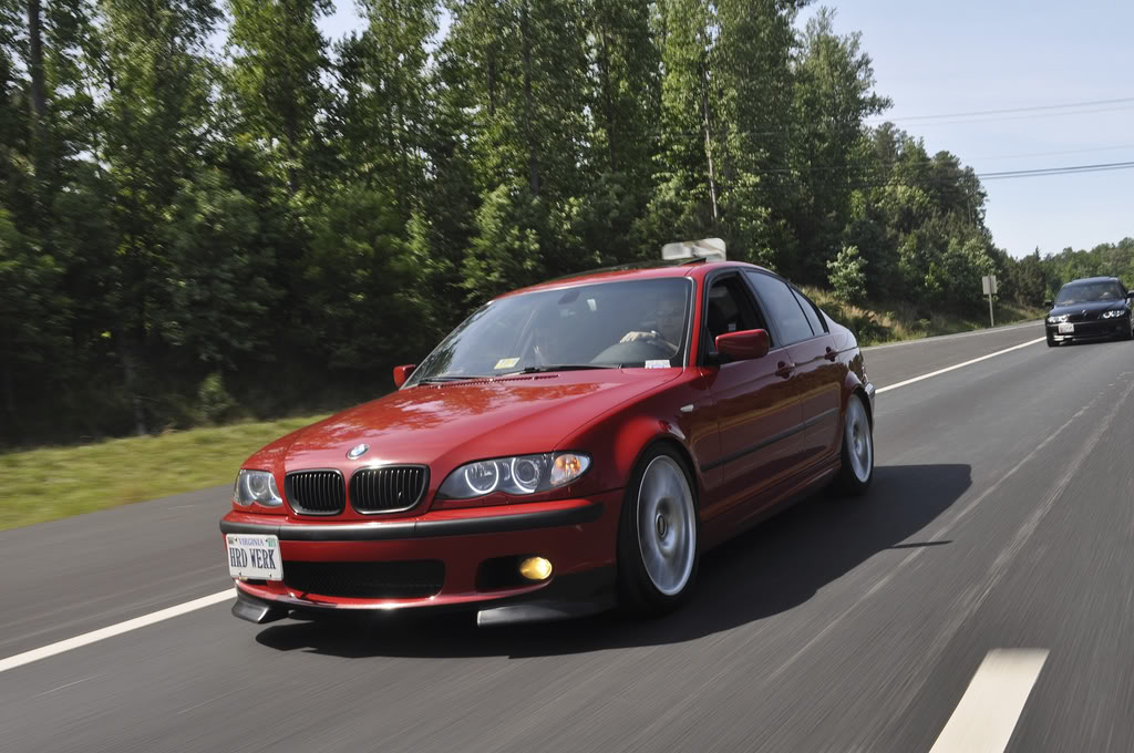 The E46 Bmw 300i Zhp W Bbs Ck Wheels
