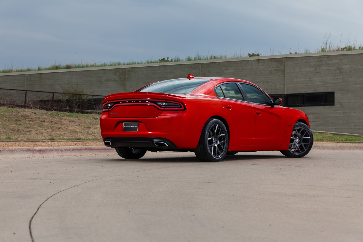 Custom Mopar Dodge Charger Mods W Staggered Wheels And