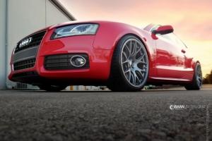 Audi A5 BBS CHR Wheels