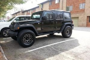 Jeep Wrangler Helo 879 wheels