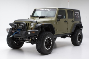 Wrangler ATX and Off road tires