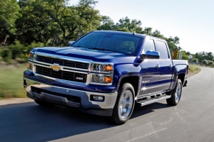 2015 Chevrolet 1500 Updates