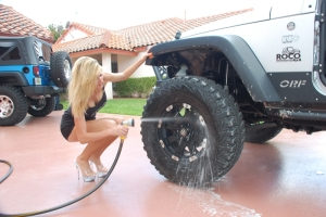 Jeep Wrangler ATX Wheels