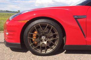 GT-R TSW Wheels