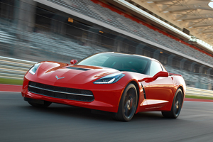 Z51 Stingray Corvette Wheels