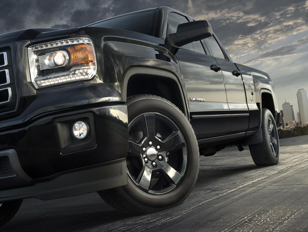 Gmc sierra elevation edition off road wheels