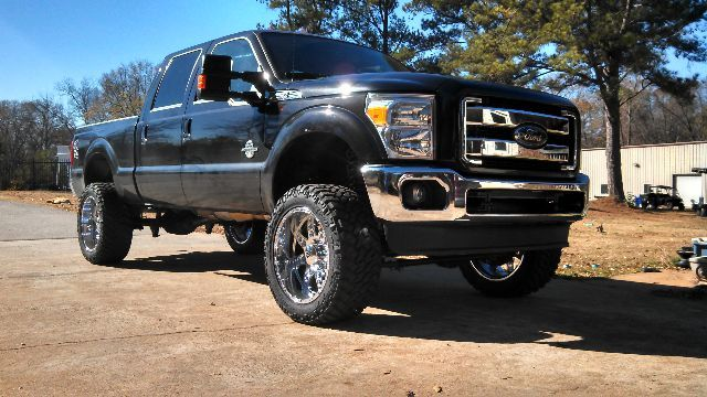 lifted f250 with 20x10 diesel xd wheels trail grappler tires. Black Bedroom Furniture Sets. Home Design Ideas