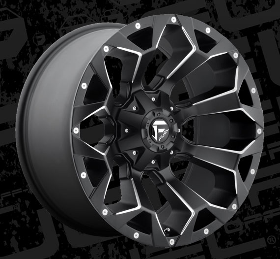 Fuel Truck Wheels >> Take A Look At The New Assault Models From Fuel Wheels