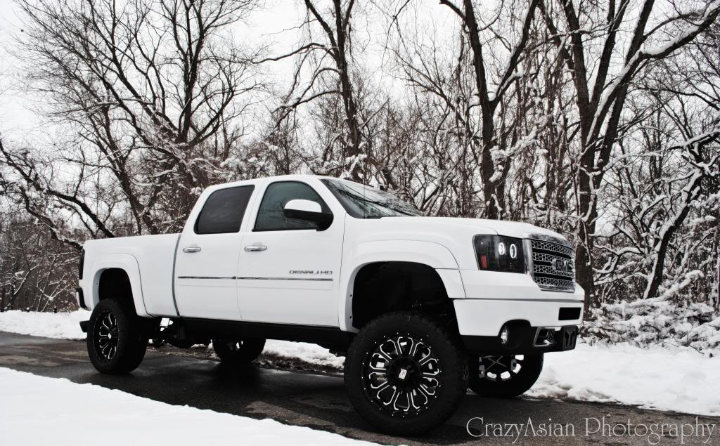 Texas Edition Wheels >> These XD Wheels For a GMC Sierra Are A Match Made In Heaven!