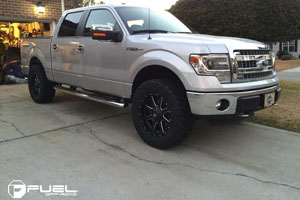 F-150 Fuel Maverick