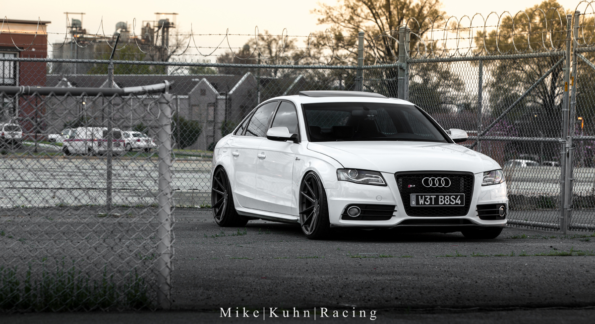 This 2010 Audi S4 With Tsw Wheels Is A German Stormtrooper
