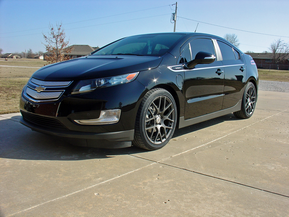 Chevrolet Volt Tsw Nurburgring Wheels