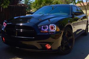 Dodge Charger RT Rockstar Rims
