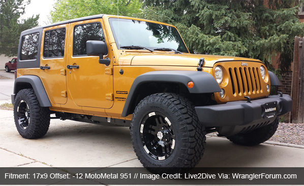 Jeep Wrangler Rims And Tire Packages >> Jeep Wrangler Jk 285 70 17 Wheels Tire Packages