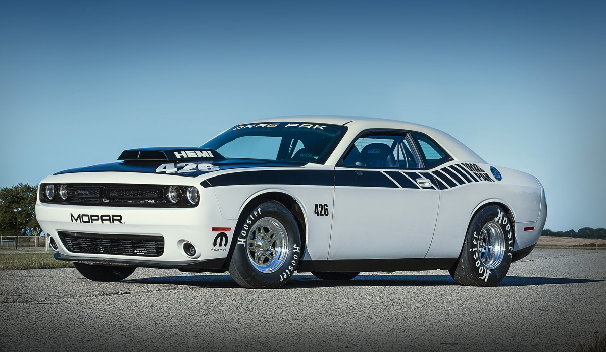 Spin Chrome Wheels W Mopar Dodge Challenger Drag Pak