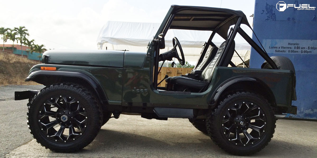 Jeep Wrangler Packages
