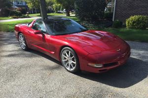 Corvette TSW Wheels