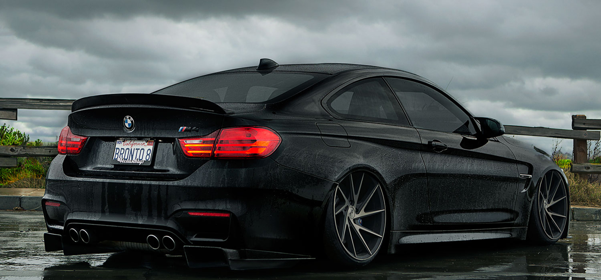 What Is The Full Form Of Bmw >> Get Low with this BMW M4 with Niche Wheels
