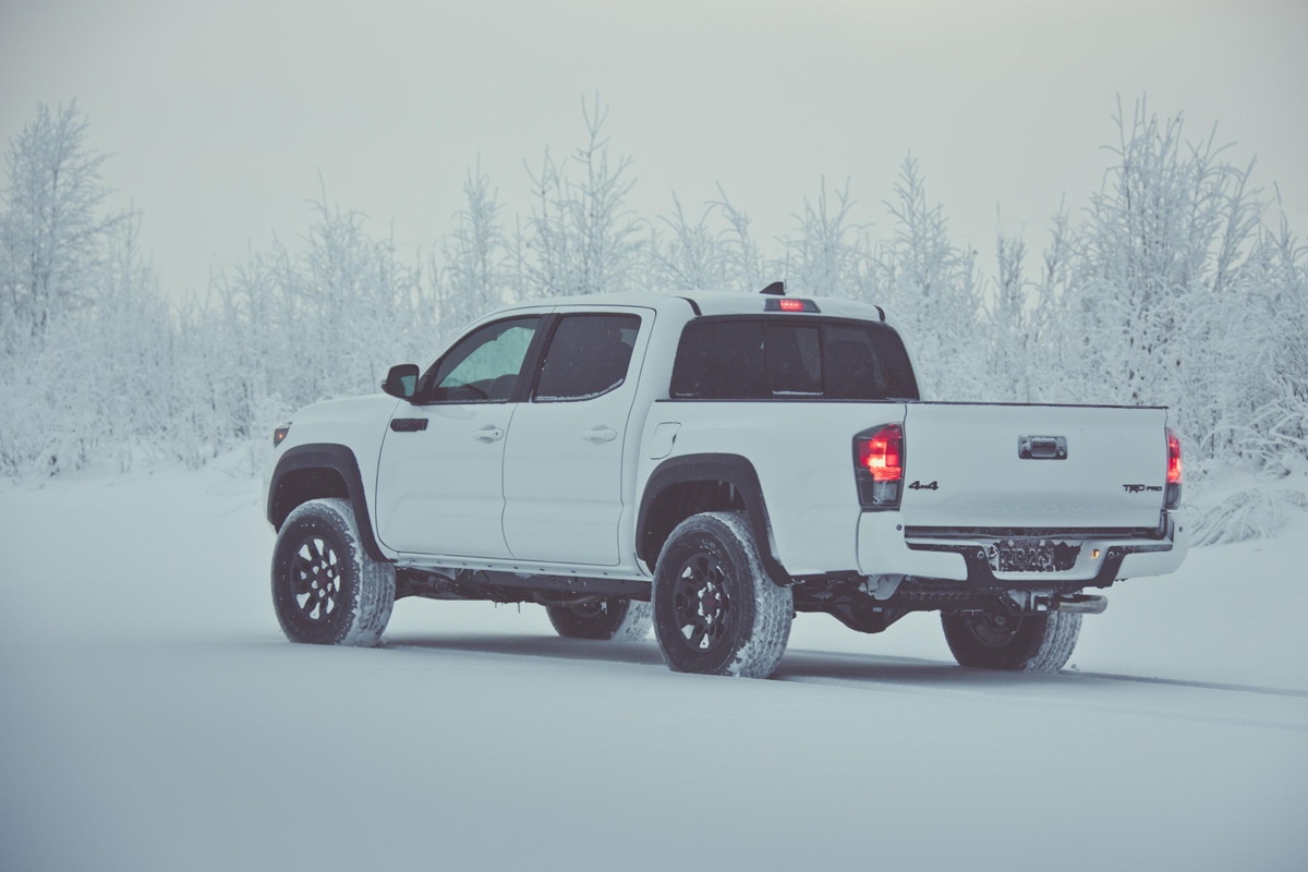 Get New Toyota Tacoma Wheels With The 2017 Trd Pro