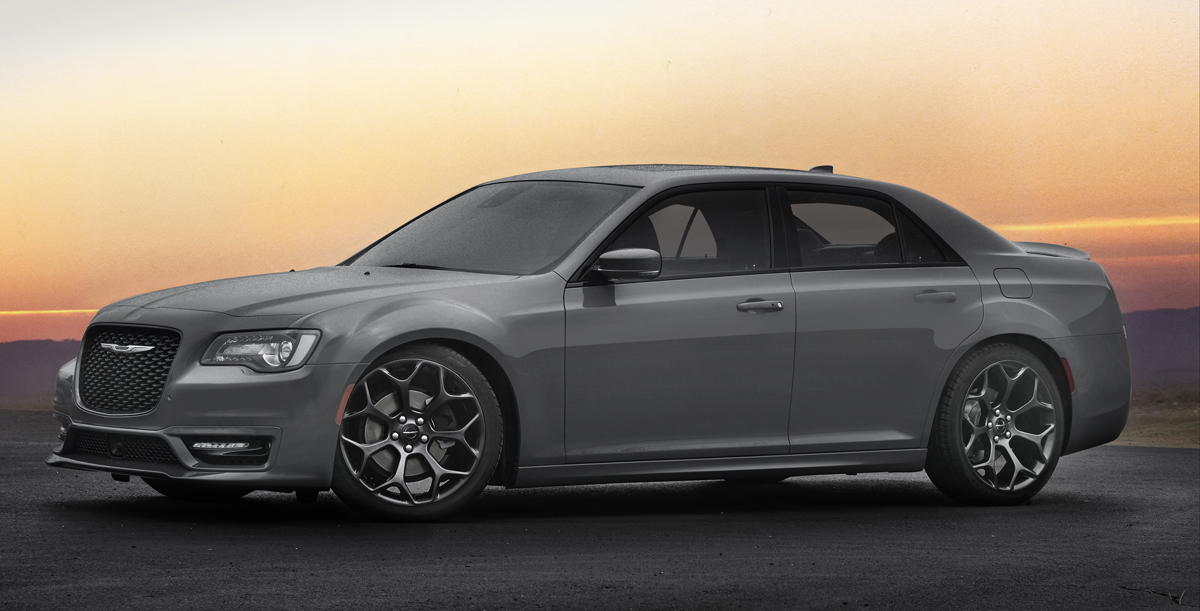 Get Sporty With New Chrysler 300 Wheels Looks And More
