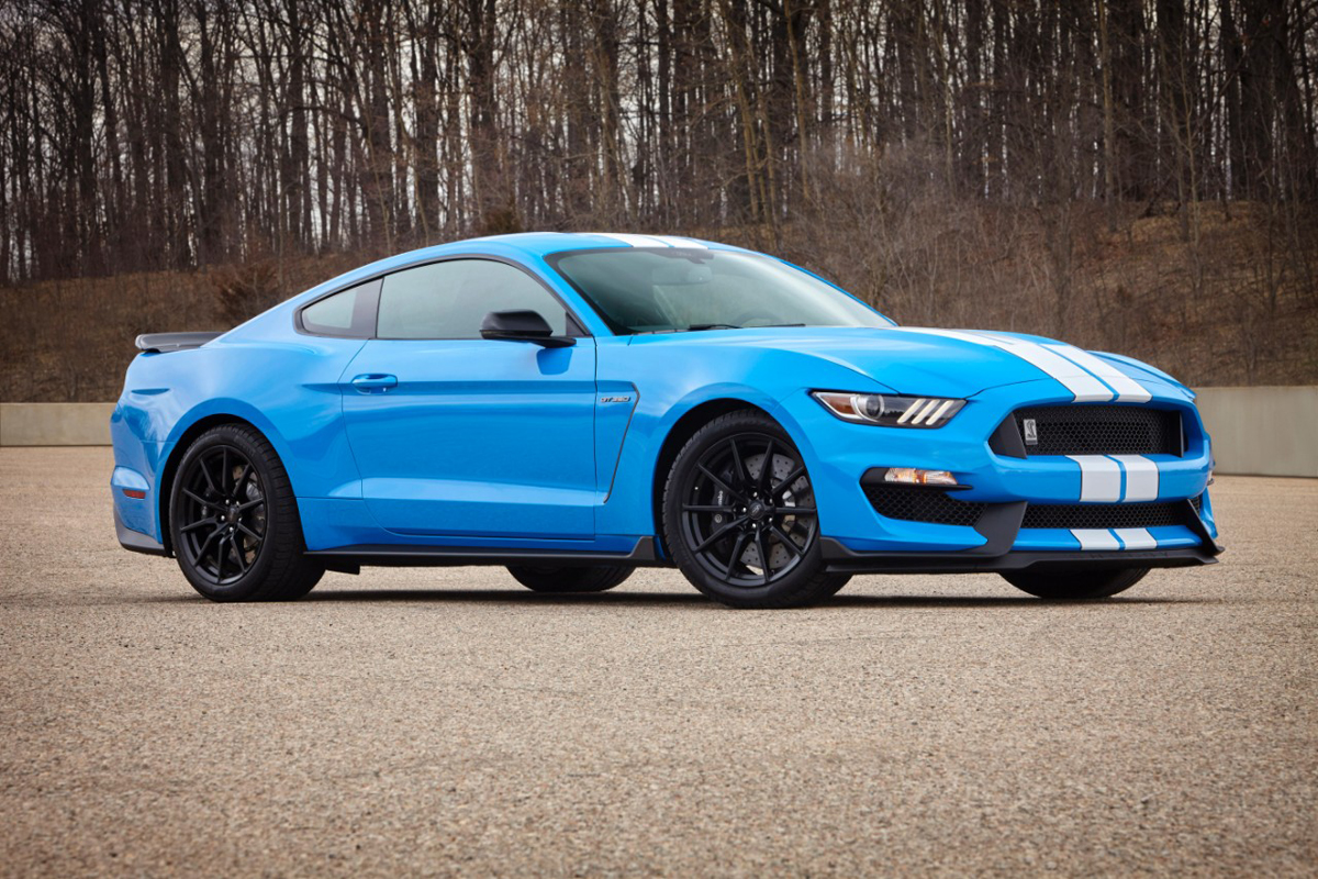 Get New Colors Wheels And Rims With The Gt350 Mustang