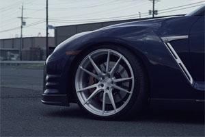 Nissan GT-R Niche Wheels