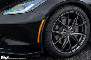 Chevy Corvette Niche Wheels