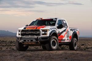 Ford F-150 Raptor Truck Wheels Baja 1000