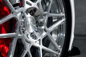 Chevrolet Corvette Stingray Niche Alpine-D Wheels