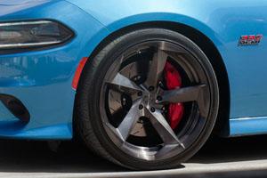 Dodge Charger SRT 392 Niche DTM Whels