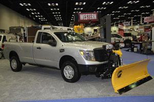 Nissan Work Truck Show
