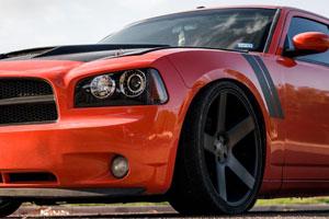 Dodge Charger DUB Wheels