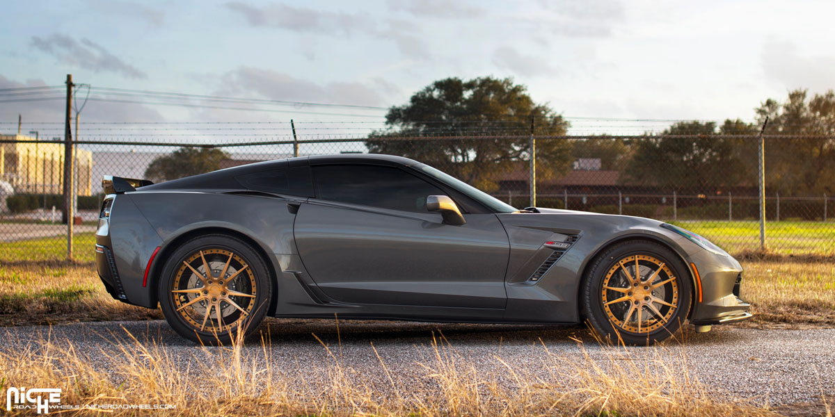 let s race with this chevy corvette z06 on niche wheels. Black Bedroom Furniture Sets. Home Design Ideas