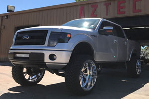 Ford F-150 Fuel FF41 Rims