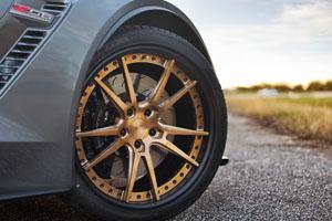 Chevrolet Corvette Z06 Niche Grand Prix Wheels
