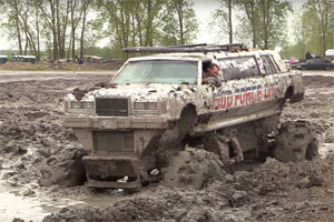 Off Road Limo