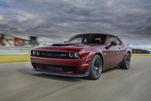 Dodge Challenger SRT Hellcat Widebody Custom Wheels