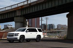 Chevrolet Tahoe DUB Shot Calla - S219 Wheels