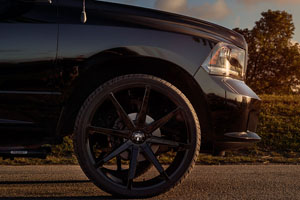Dodge RAM DUB Push - S110 Wheels