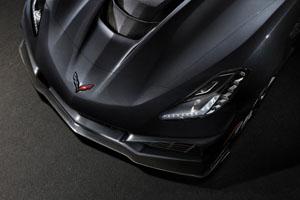 Chevrolet Corvette ZR1 Custom Wheels