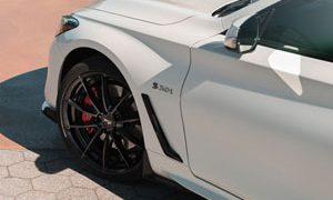 Infiniti Q60 Sport with Niche Sector – M196 Wheels
