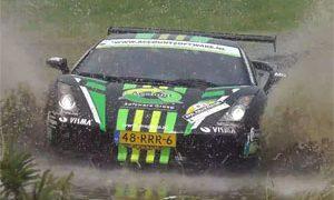 Lamborghini Gallardo Rally Racer