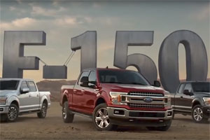 Ford F-Series history