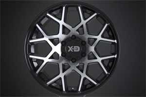 XD831 Wheels