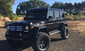 Mercedes-Benz G500 4×4² Fuel Rampage - D238